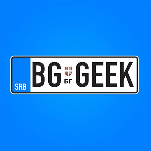 BG Geek podcast
