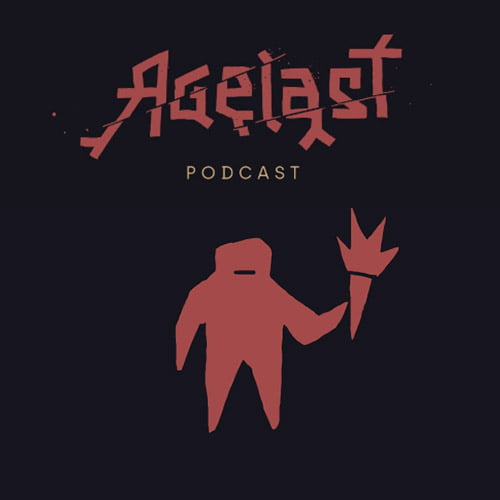 agelast podcast cover