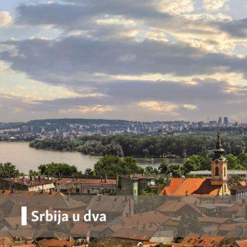 Srbija u dva