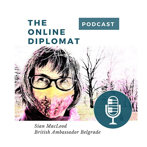 The Online Diplomat podcast