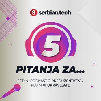 5 pitanja za... Serbiantech